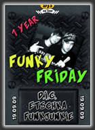 One Year Funky Friday